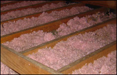 Attic Insulation Grafton